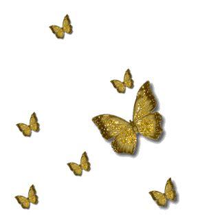 Las Cosicas de Luna: Gif de Mariposas