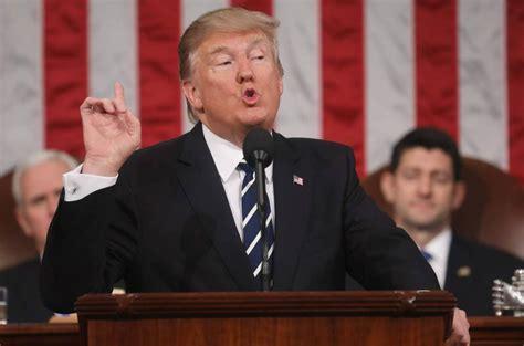 Las diez frases del discurso de Trump | Estados Unidos ...