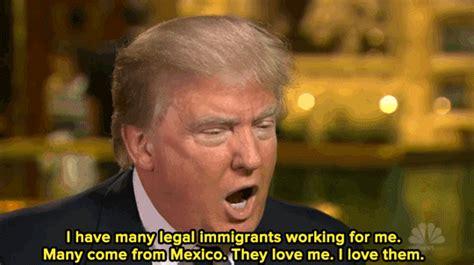 Las frases más salvajes del presidente Donald Trump
