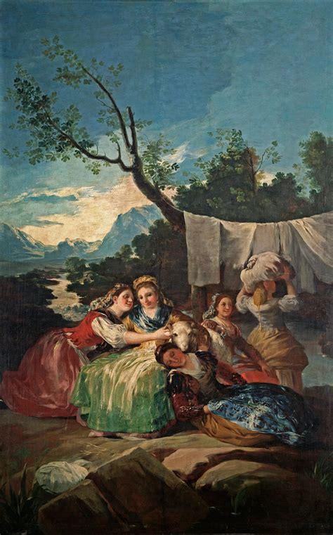 Las lavanderas | Didáctica 2.0   Museos en femenino