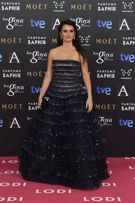 Las mejor vestidas de los Premios Goya 2015 | Stay Cool Style
