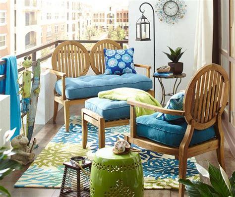 Las mejores ideas para decorar tu pequeño balcón   Alkain ...