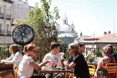 Las mejores terrazas con vistas de Madrid