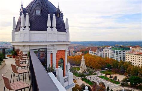Las mejores terrazas de azotea de Madrid