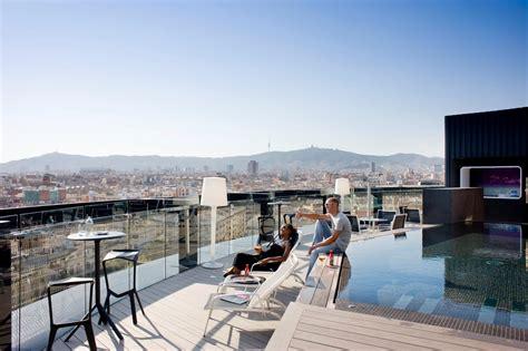 Las mejores terrazas de hotel en Barcelona 2018 | Terrazeo