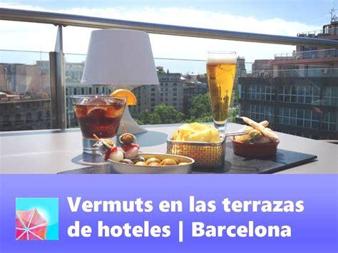 Las mejores terrazas de hotel en Barcelona | Terrazeo