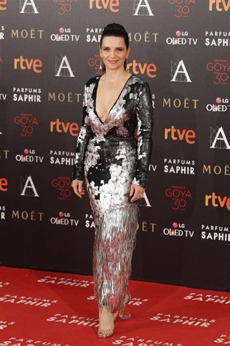 Las peor vestidas de los Goya   Fotos La alfombra roja ...