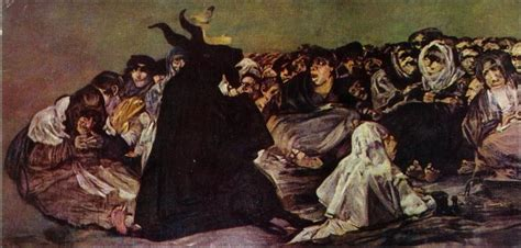 Las Pinturas negras de Francisco de Goya   Taringa!