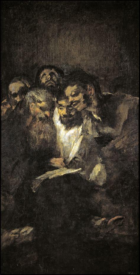 Las Pinturas Negras de Goya  Completas    Arte Sublime ...