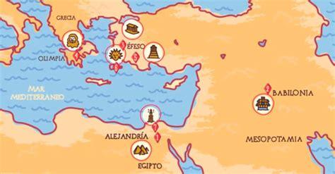 Las siete Maravillas del Mundo Antiguo | academiaplay