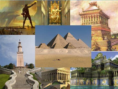Las Siete Maravillas del Mundo Antiguo | Blog de Derrama ...