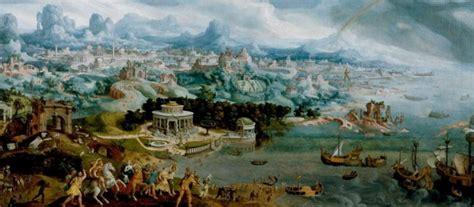 Las Siete Maravillas del Mundo Antiguo   GuiaViajesa.com
