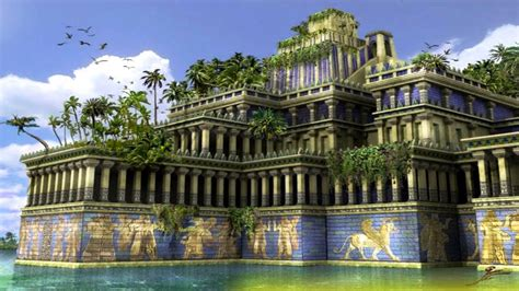 Las siete maravillas del mundo antiguo  Josué Daniel ...