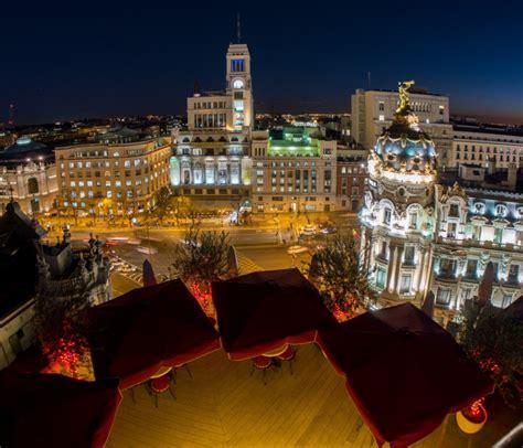 Las terrazas de Madrid con mejores vistas II   Te Veo en ...