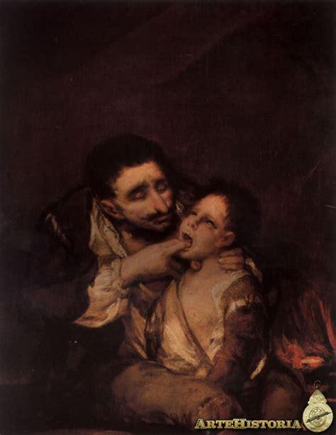 Lazarillo de Tormes  de Goya. Durante la Guerra de la ...