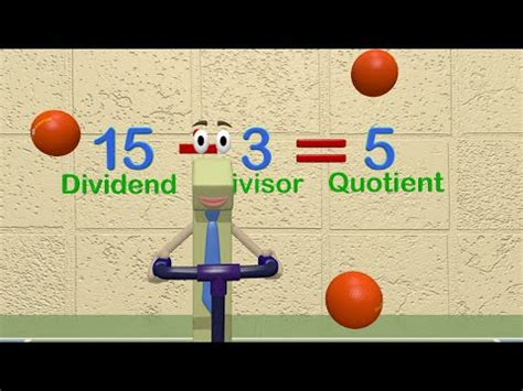 Learn Division for Kids   2nd and 3rd Grade Math Video ...