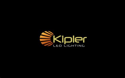 Led Lighting Logo Design