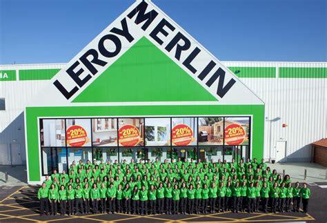 Leroy Merlin busca un jefe/a de sección para su tienda de ...