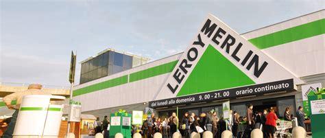 LEROY MERLIN Italia | LEROY MERLIN, quasi 400 negozi di ...