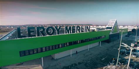 LEROY MERLIN | LEROY MERLIN, prawie 400 sklepów budowlano ...