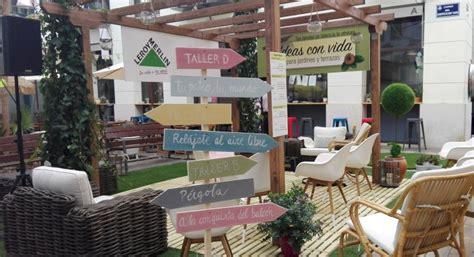 Leroy Merlin llena de jardines y terrazas el Mercado de ...
