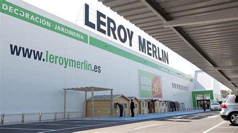 Leroy Merlin ofrece 80 puestos de trabajo en su futura ...