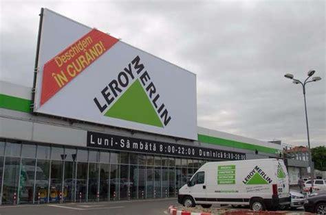 Leroy Merlin opens new store in Bucharest s Sun Plaza