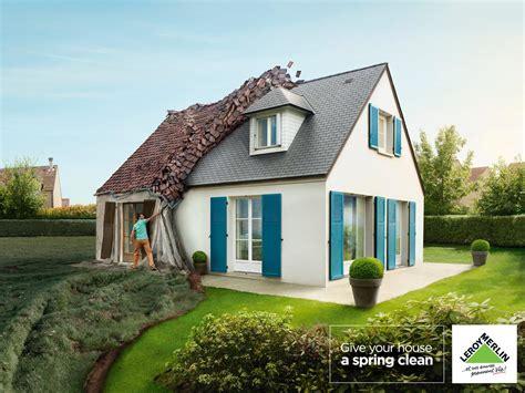 Leroy Merlin Print Advert By Peoleo: Spring Cleaning | Ads ...