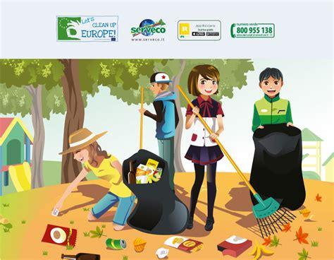Let s Clean Up 2017. Aiutiamo a tenere pulito l Ambiente ...