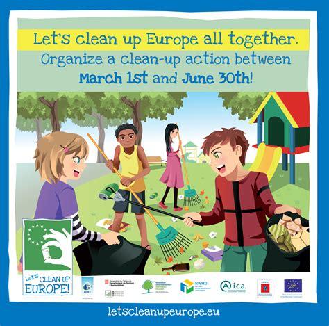 Let s clean up convida a lluitar contra l abandó de ...