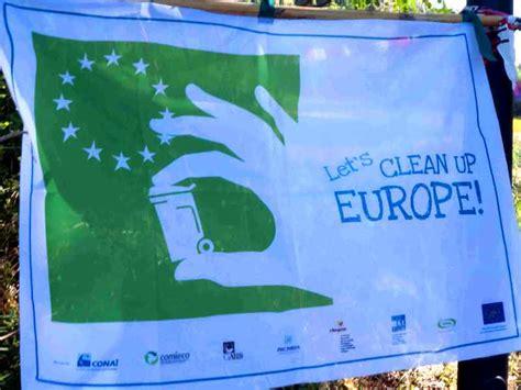 Let s Clean Up Europe! a metà campagna ecco gli ottimi dati