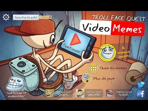 let s play Trollface Quest Vidéo Même 8 16   YouTube