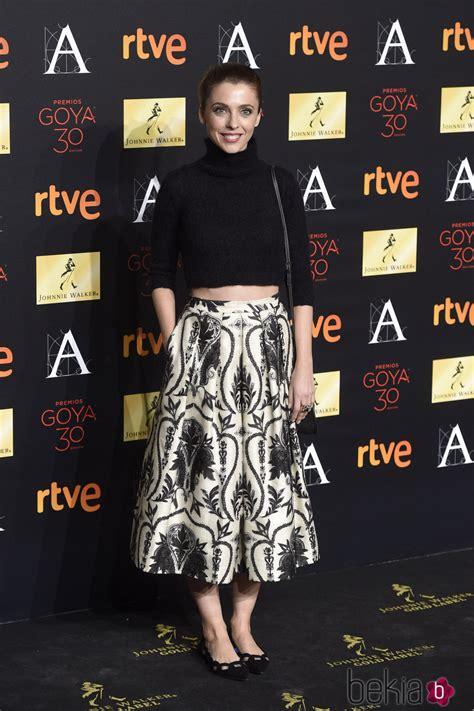 Leticia Dolera en la cena de los nominados a los Premios ...