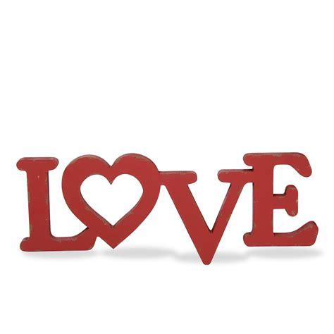Letras decorativas de madera LOVE  Otros complementos