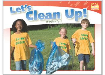 Let's Clean Up!   MTA Catalogue