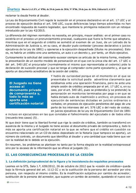 Ley De Enjuiciamiento Civil Lec.html | Autos Weblog