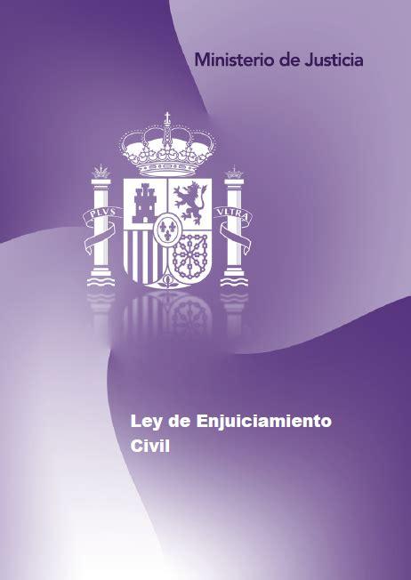 Ley de Enjuiciamiento Civil ~ Vigilans Antis