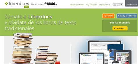Liberdocs, libros de texto en español gratuitos, con ...