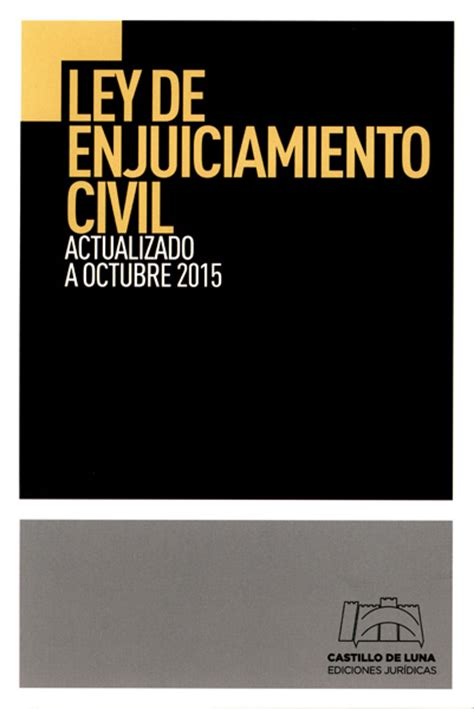 Librería Dykinson   Ley de Enjuiciamiento Civil | VV.AA ...