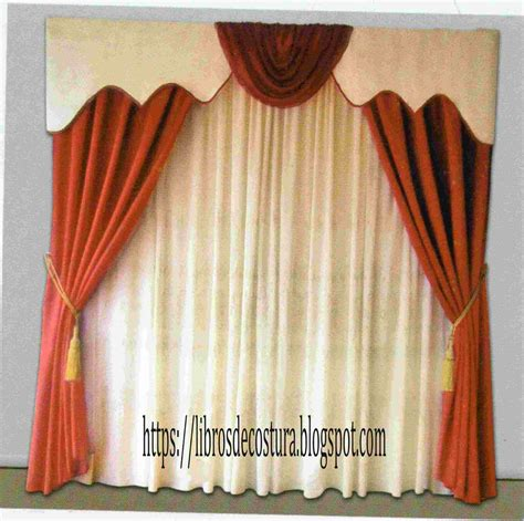 Libros de Costura: Como hacer cortinas paso a paso