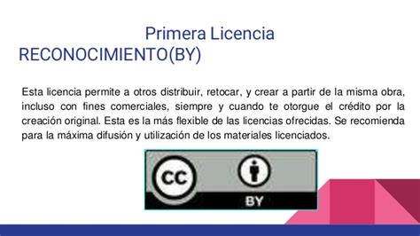 Licencias creative commons 1