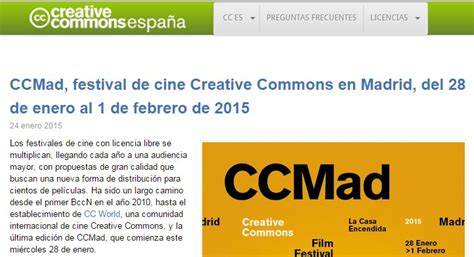 Licencias Creative Commons – Curso de WordPress