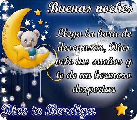 Linda Noche Dios Te Bendiga En Este Dia | Reflexiones Para ...