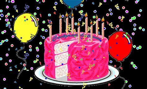 Lindas Tarjeta de Cumpleaños Animadas para Facebook