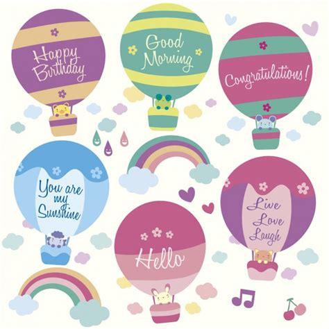 Lindos globos aerostáticos para cumpleaños | Descargar ...