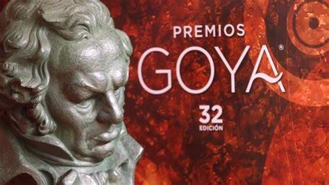 Lista de ganadores de los Goya 2018