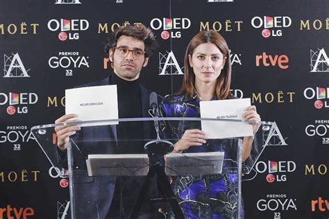 Lista de nominados a los Goya 2018