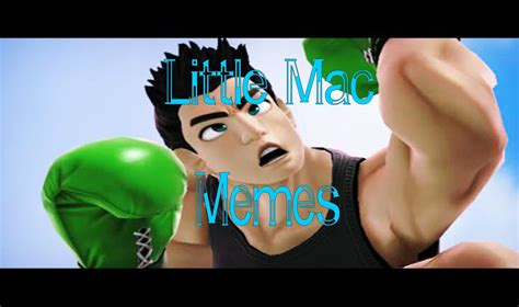 Little Mac Memes Compilation   YouTube