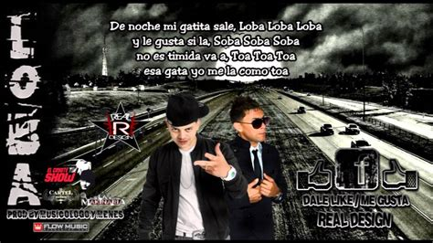 Loba   J Alvarez ft. Carnal   LETRA LYRICS   HD 2011   YouTube