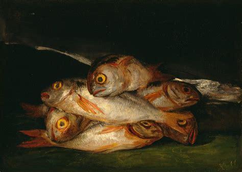 Looking at Goya's Still Lifes | Z e t e o